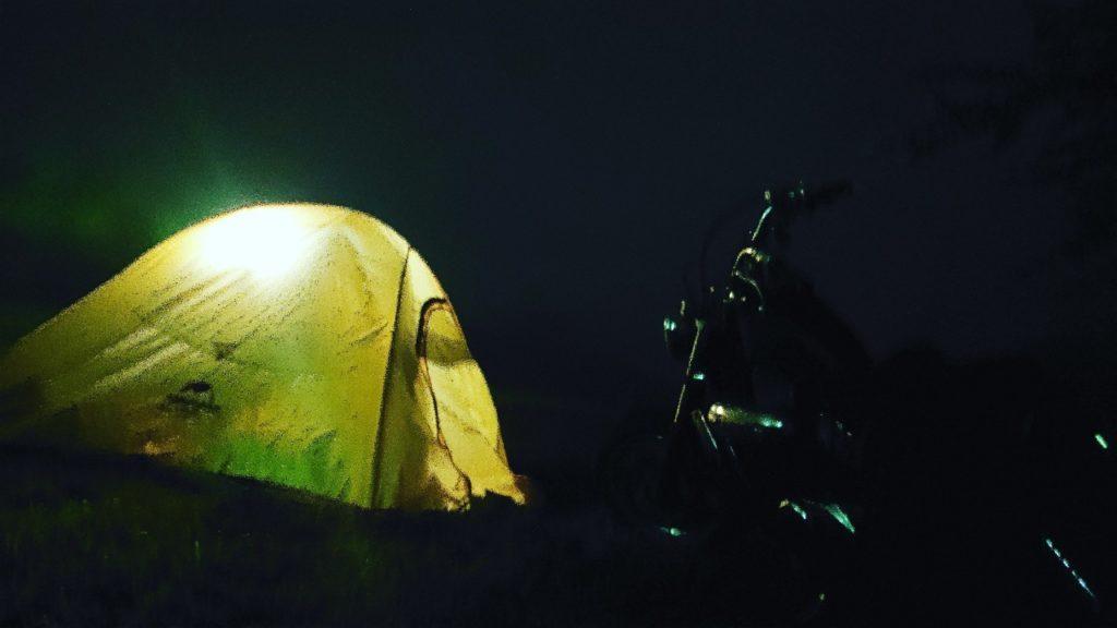 加護坊山キャンプ場