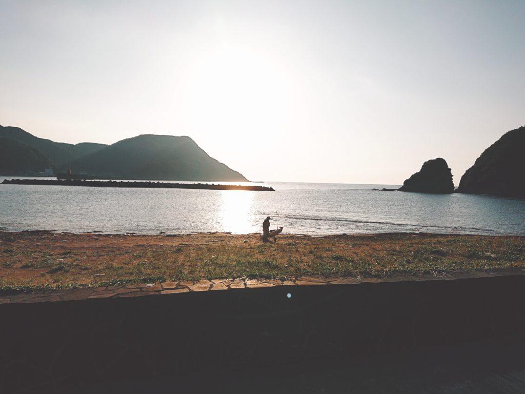 大泊野営キャンプ場